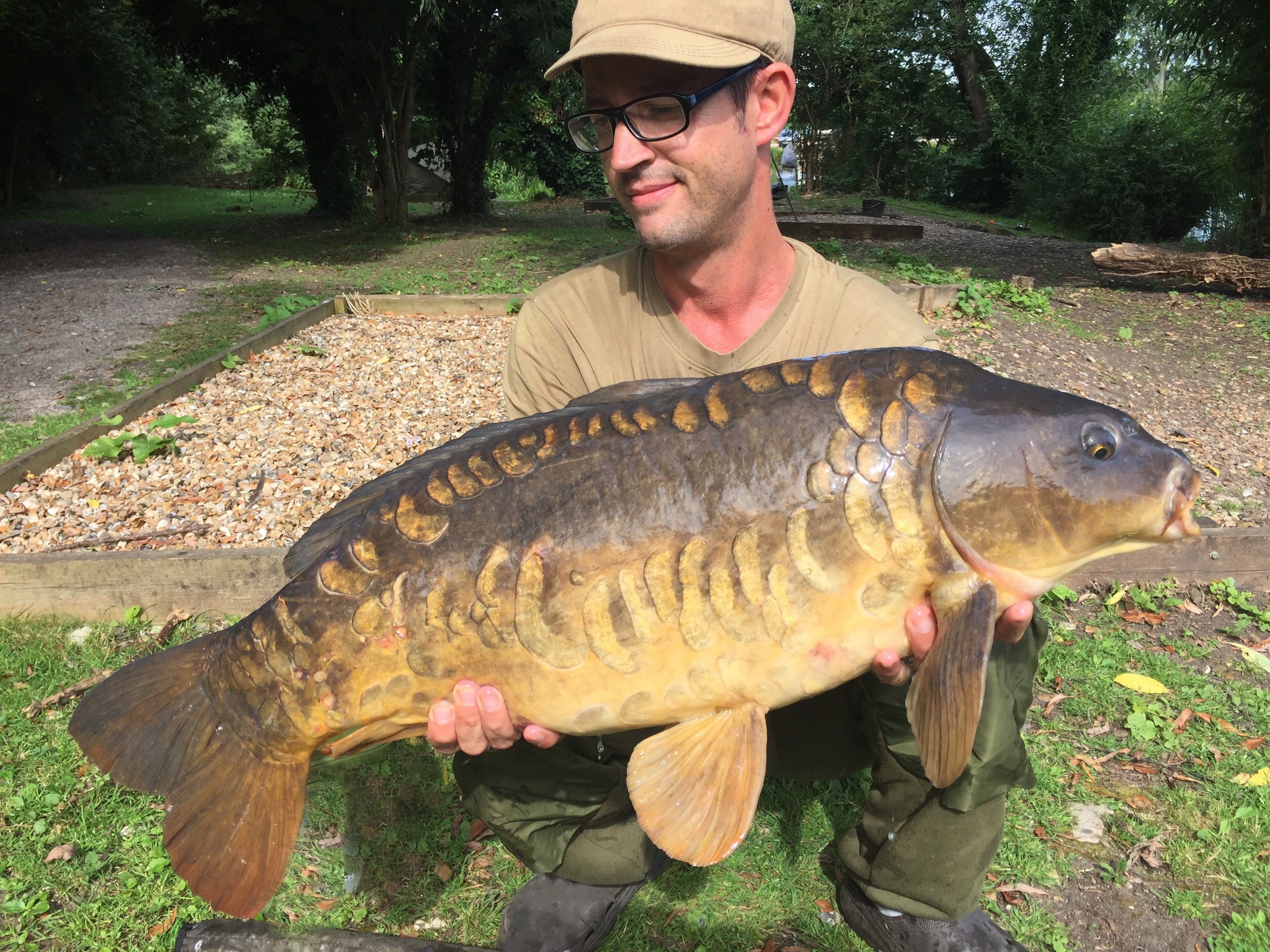 farlows lake 2 carp